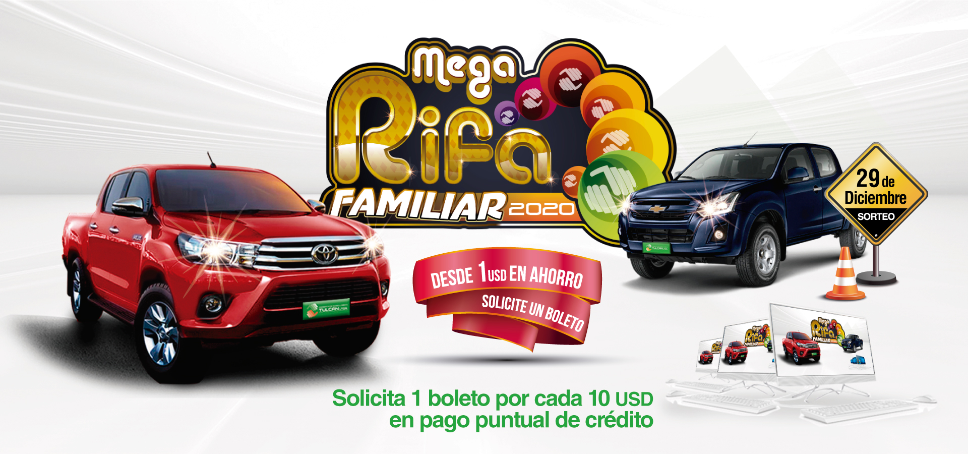 Mega Rifa Familiar